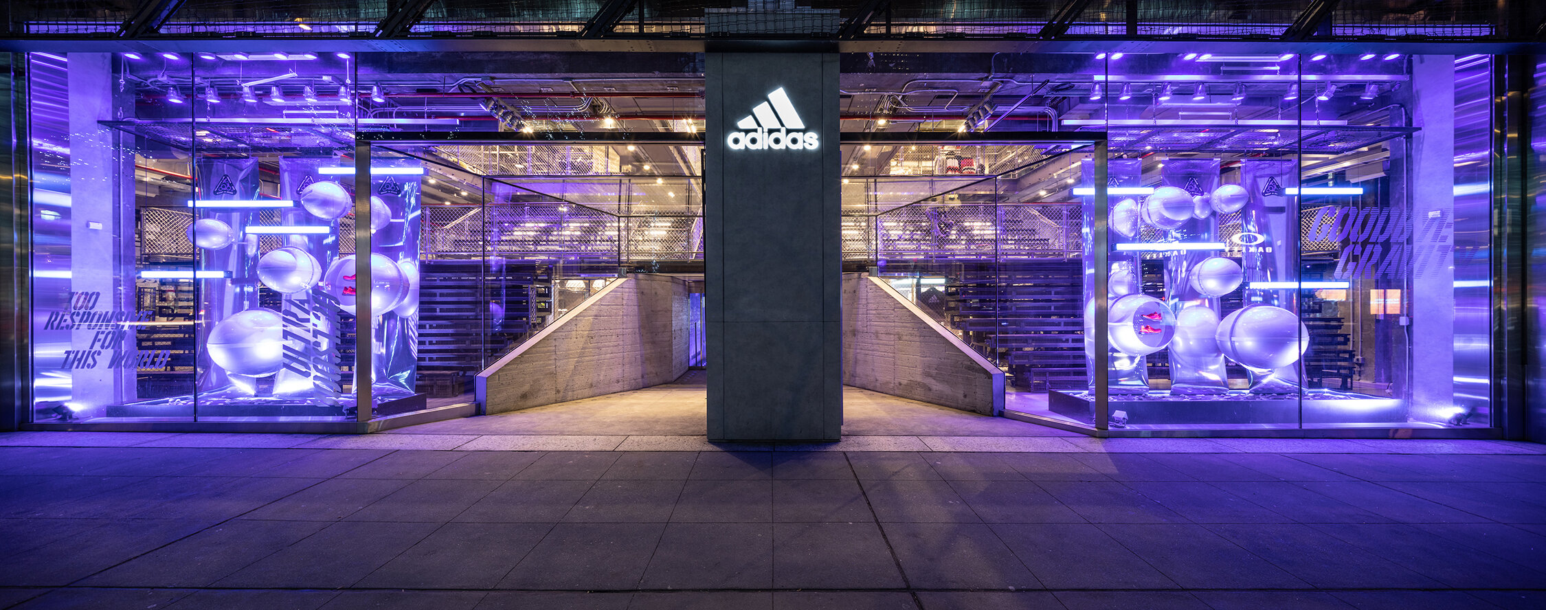 Ultraboost 20 at Adidas 5th Ave